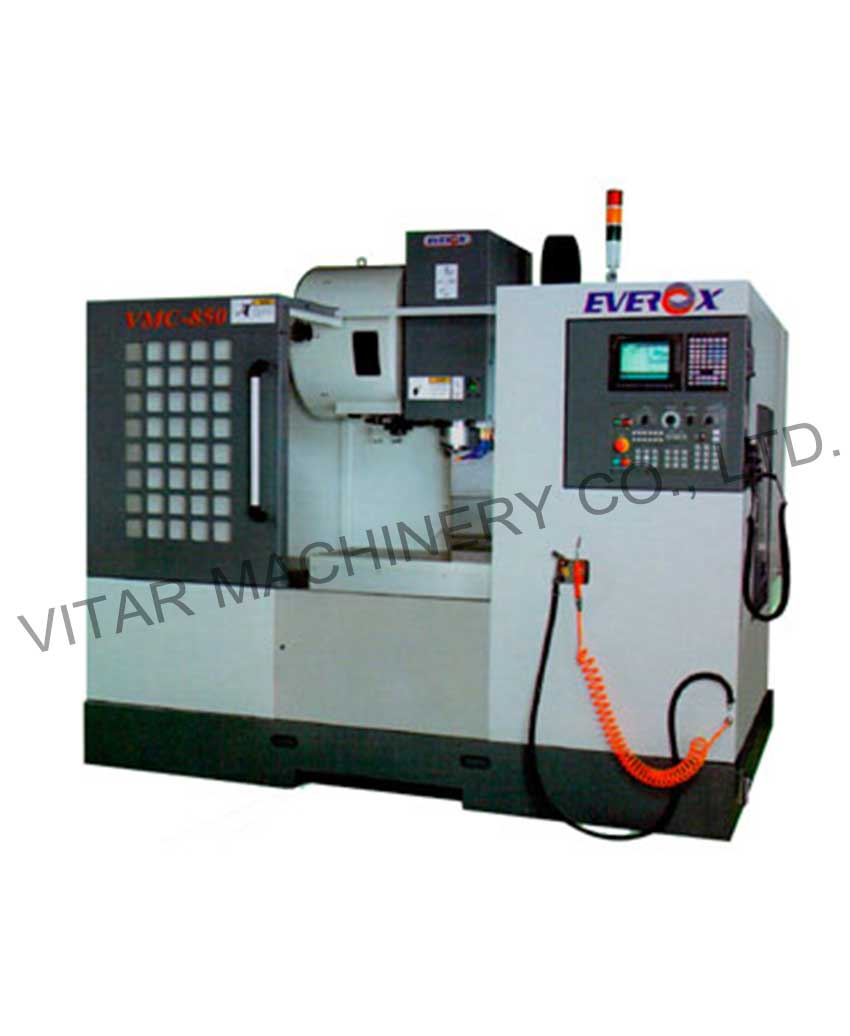 เครื่องกัด CNC / VERTICAL MACHINING CENTER POWERFUL & PRECISION LATHES