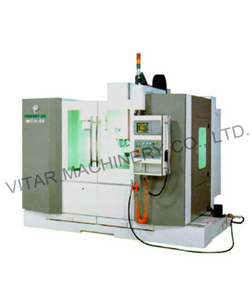 เครื่องกัด CNC / VERTICAL MACHINING CENTER TWO SQUARE WAYS HIGH PRECISION MOLDS & DIES